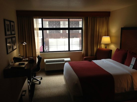 The Paramount Hotel : 眺望