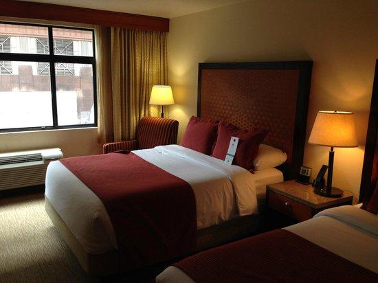 The Paramount Hotel : 客室