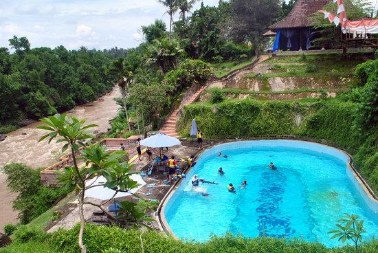 Magelang, Indonesia: Kolam Renang Citraelo