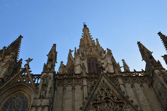 Barcelona Day Tours: 1/2 day tour
