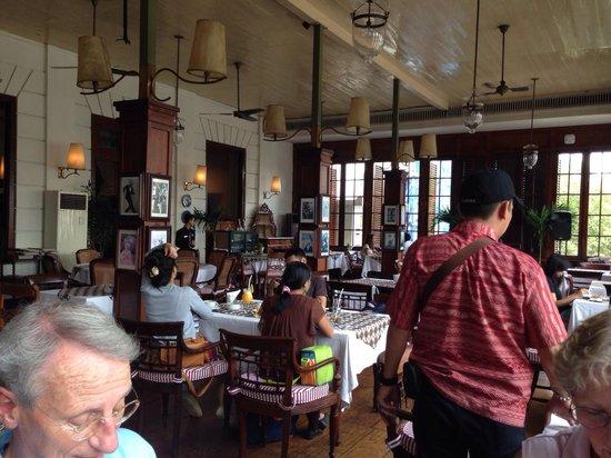 Cafe Batavia: Nice atmosphere