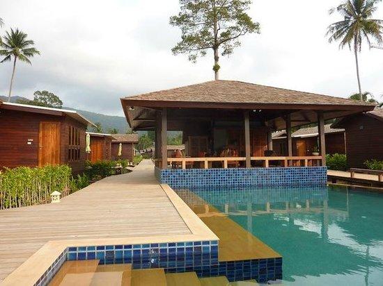 Gajapuri Resort & Spa: la nouvelle piscine
