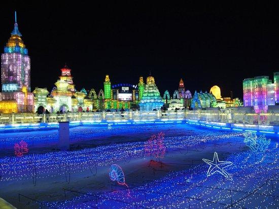 Ibis Harbin Sophia Church Hotel: 氷祭りは必見