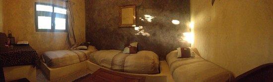 Sol E Luna Hotel : Suite confortable et pratique pour les enfants!