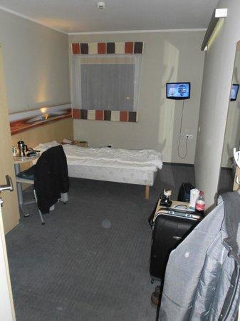 Economy Silesian Hotel : pokój