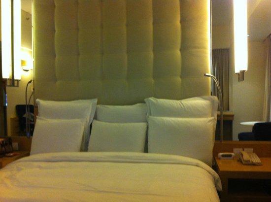 Renaissance Shanghai Yu Garden Hotel: おしゃれな内装