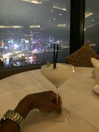 Harbour Grand Hong Kong : View from the bar