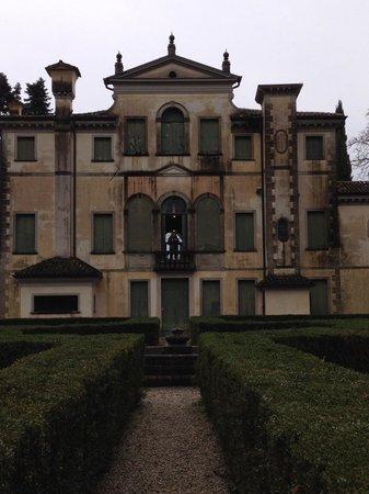 Relais Barco Zonca: La villa