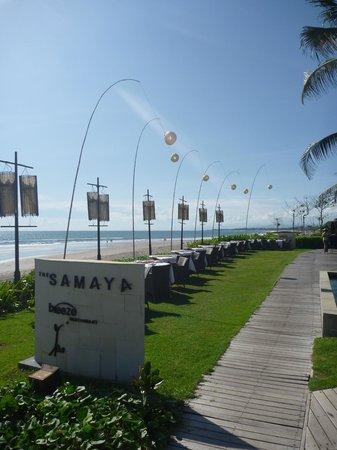 The Samaya Bali Seminyak: Restaurant