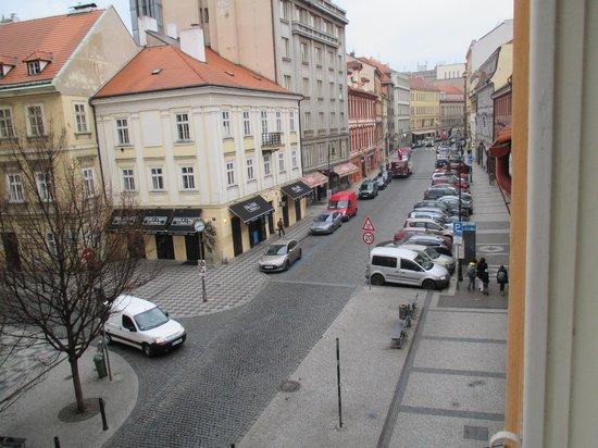 Dlouha Street Picture Of Hotel Antik Prague Tripadvisor