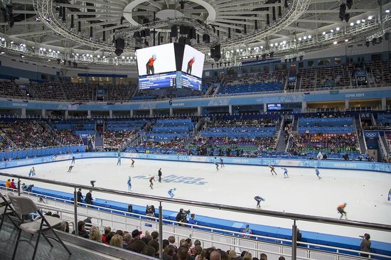 ‪Skating Center Adler-Arena‬