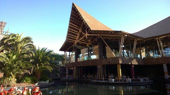 Lopesan Baobab Resort : Lodge Africa