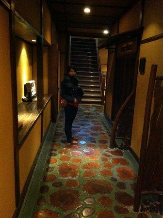 Yaeikan: Inside the hotel