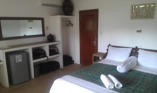 Satu Tiga Resort: Bedroom
