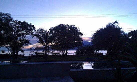 Satu Tiga Resort: Sunrise