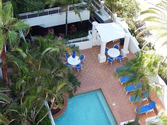 Burleigh Mediterranean Resort : Pool