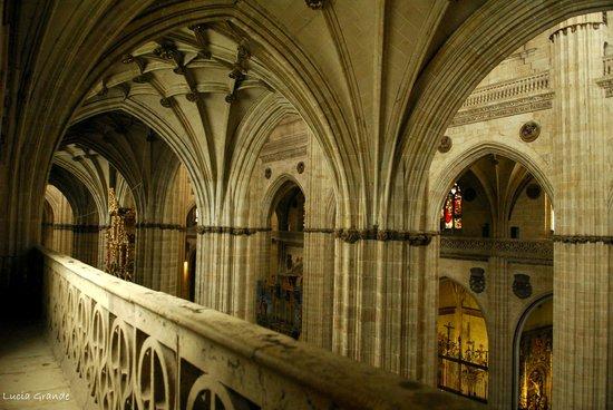 Ieronimus: Catedral interior