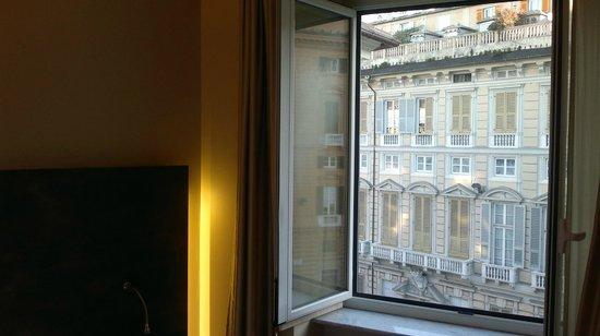 BEST WESTERN Hotel Metropoli: Panorama dalla camera