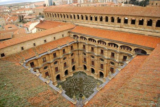 Ieronimus: vistas desde la torre