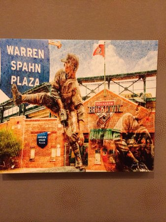 Homewood Suites by Hilton Oklahoma City-Bricktown : Artwork is beautiful in this property