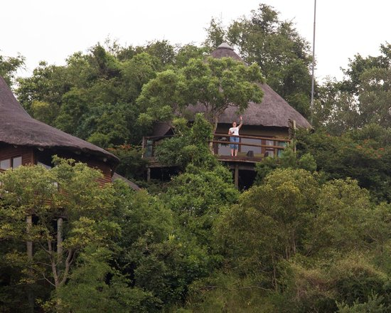 Ulusaba Rock Lodge: Our room