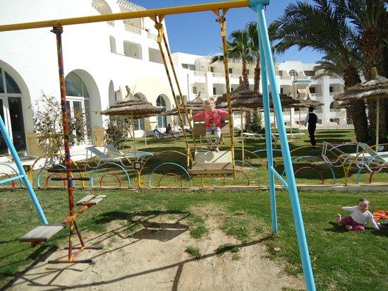 Hotel Liberty Resort: Minie playpark