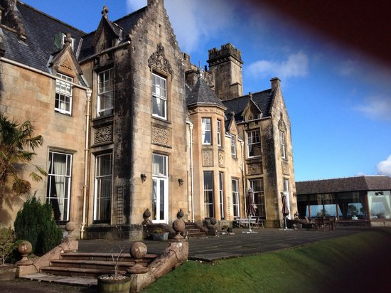 Stonefield Castle Hotel: Great place