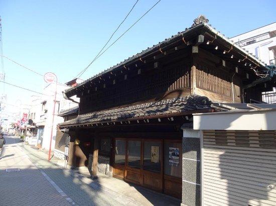 Senju Ohashi: 横山家