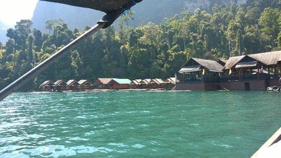 Green Andaman Travel: cheow lan lake