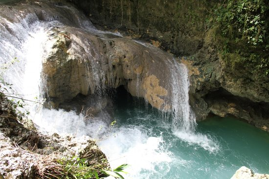 Somerset Falls : chute sortie