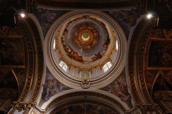 Concatedral de San Juan: Main dome