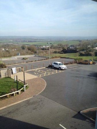 Travelodge Wadebridge : stunning views!