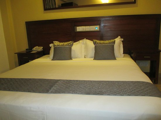 Great Southern Hotel (GSH) Colombo : Deluxe room