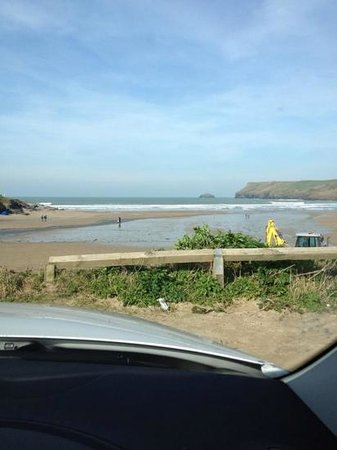 Travelodge Wadebridge : polzeath
