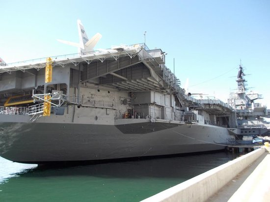USS Midway Museum: From: