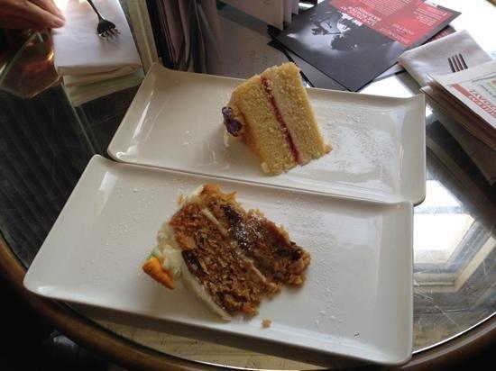 Clayton's Kitchen: Tea & cake