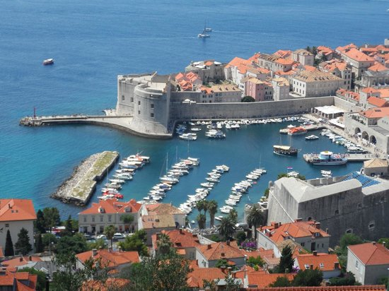 City Harbor : Dubrovnik Harbour