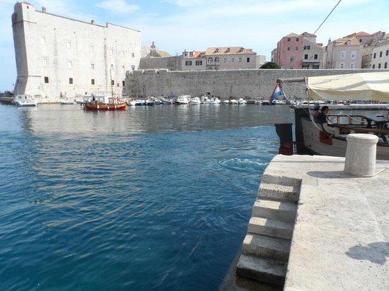 City Harbor: Quayside, Dubrovnik