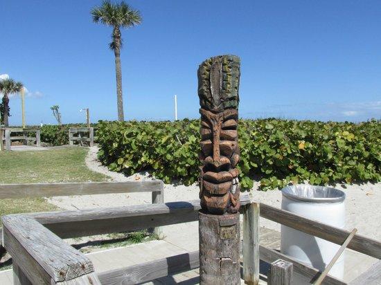 "International Palms Resort & Conference Center Cocoa Beach: Cheesy ""local"" art"