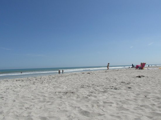 International Palms Resort & Conference Center Cocoa Beach : Great beach view
