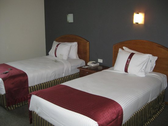 Holiday Inn Darling Harbour : Twin Beds