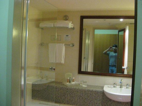 Holiday Inn Darling Harbour : Bathroom