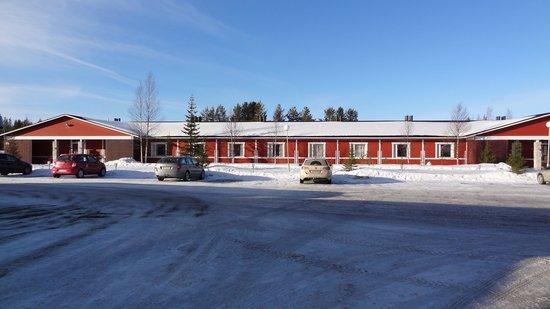 Lapland Hotel Sirkantahti: les chambres et appartements