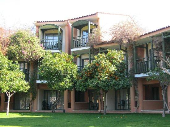 Limak Limra Hotel: chambre sur jardin