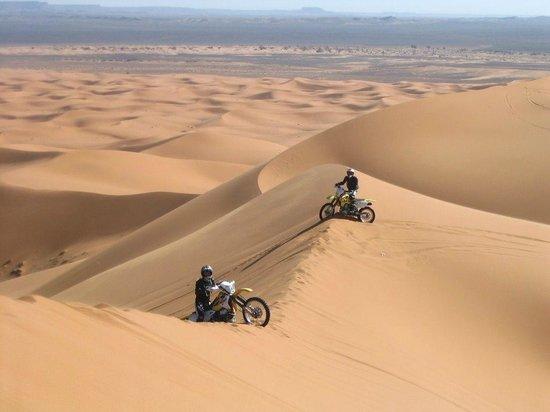 Desert Guide Private Day Tours: aventure en moto