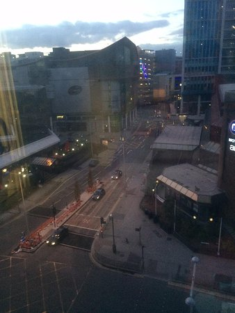 Citrus Hotel Cardiff by Compass Hospitality (Formerly The Big Sleep Hotel Cardiff): View
