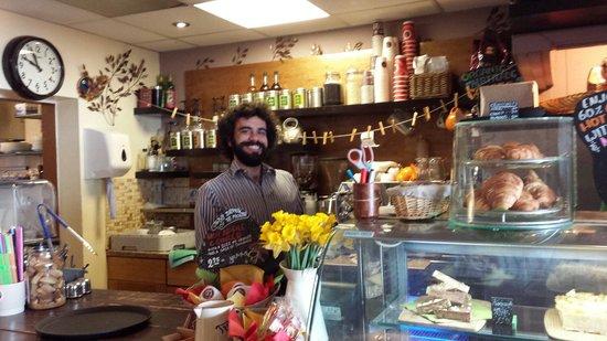 Cafe Ronak: Café ronak