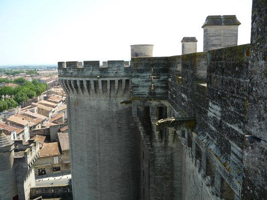 Chateau de Tarascon: chateua