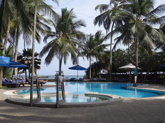 Turtle Bay Beach Club: Quiet pool