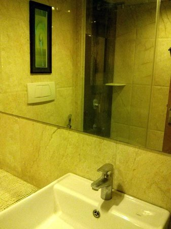 The Silver Leaf Hotel : Silver Leaf - Bathroom